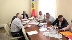 Ședința Comisiei securitate națională, apărare și ordine publică din 20 septembrie 2017