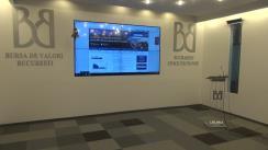 Deschiderea oficială a ședinței de tranzacționare a obligațiunilor corporative emise de Superbet Betting & Gaming S.A.