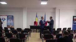 Consiliul Economic Consultativ organizat de Camera de Comerț și Industrie Iași, în parteneriat cu Primăria Municipiului Iași