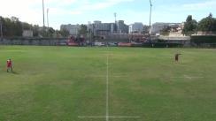 Meciul de Rugby între CS Dinamo București - Timișoara Saracens. SuperLiga CECBANK 2017-2018