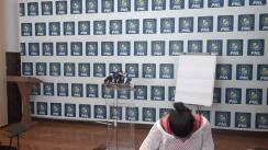 Conferință de presă susținută de președintele PNL, Ludovic Orban, și vicepreședintele PNL, Florin Cîțu