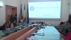 Declarație de presă susținută de Ministrul Educației Naționale, Liviu Marian Pop, referitoare la activitățile aflate pe agenda Ministerului Educației Naționale în domeniul învățământului preuniversitar