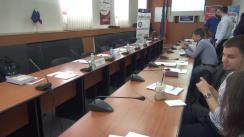 """Dezbaterea organizată de Institutul European din România și Asociația Infocons cu tema """"Protecția consumatorilor – element esențial în realizarea unei piețe interne mai aprofundată și mai echitabilă"""""""