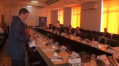 Ședința Consiliului Județean Iași din 25 septembrie 2017