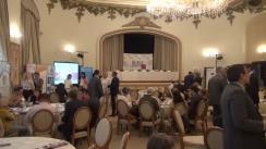 """Conferința organizată de Grupul de presă BURSA cu tema """"Viitorul pieței de capital românești"""", ediția a VI-a"""