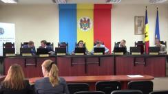 Ședința Comisiei Electorale Centrale din 26 septembrie 2017