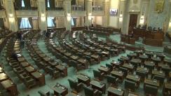 Ședința în plen a Senatului României din 26 septembrie 2017