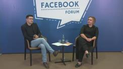 Facebook Forum cu președintele Consiliului Concurenței, Viorica Cărare