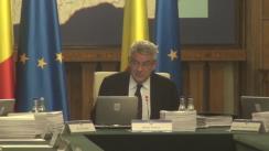 Ședința Guvernului României din 27 septembrie 2017
