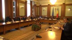 Dezbatere organizată de Comisia pentru transporturi și infrastructură pentru analizarea situației actuale a CFR Infrastructură, precum și a stadiului proiectelor de investiții