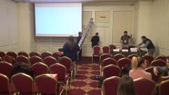 Conferința Webstock 2017. How to Section: Instagram & Best Practices Session