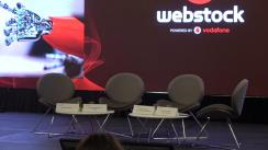Conferința Webstock 2017. Trends Section: New Digital Ideas & Case Studies Session