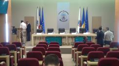 Ședința Consiliului General al Municipiului București din 28 septembrie 2017