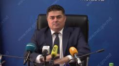 """Conferință de presă privind lansarea celei de a patra ediții a săptămânii de afaceri """"Moldova Business Week 2017"""""""