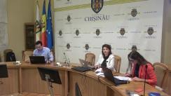 """Audieri publice pentru Chișinău cu tema """"Start-uPP Chișinău"""""""
