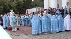 Inaugurarea Hramului orașului Chișinău