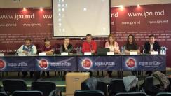 """Conferință de presă cu tema """"Rezultatele ediției a IV-a Expedițiilor Memoriei, desfășurate în regiunile Kranoiarsk și Irkutsk din Federația Rusă în perioada 20 septembrie-1 octombrie2017"""""""