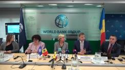 Oficiul Băncii Mondiale din Moldova prezintă perspectivele economice pentru Republica Moldova