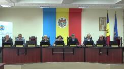 Ședința Comisiei Electorale Centrale din 3 octombrie 2017