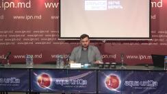 """Conferință de presă organizată de AO Piligrim-Demo din UTA Găgăuzia cu tema """"Prezentarea primului proiect în Găgăuzia pentru promovarea Legii privind transparența"""""""