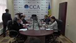 Ședința Consiliului Coordonator al Audiovizualului din 4 octombrie 2017