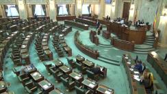 Ședința în plen a Senatului României din 4 octombrie 2017