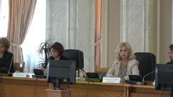 Ședința Comisiei pentru învățământ, știință, tineret și sport din cadrul Camerei Deputaților României din 4 octombrie 2017