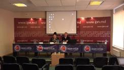 """Conferință de presă susținută de avocații lui David Davitean și Venera Gasparean cu tema """"Procurorii și judecătorii îl țin ostatic pe Davit Davitian, încalcând grav Constituția Republicii Moldova"""""""