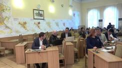 Ședința Consiliului Municipal Chișinău din 9 octombrie 2017