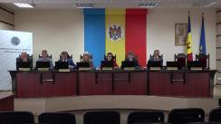 Ședința Comisiei Electorale Centrale din 9 octombrie 2017