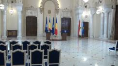 Declarație susținută de Președintele României, Klaus Iohannis, și Secretarul General NATO, Jens Stoltenberg