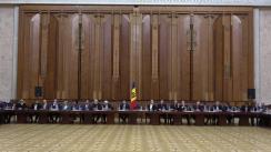 Ședința Consiliului Societății Civile pe lângă Președintele Republicii Moldova