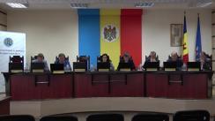 Ședința Comisiei Electorale Centrale din 10 octombrie 2017