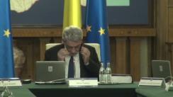 Ședința Guvernului României din 11 octombrie 2017