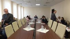 Ședința Comisiei securitate națională, apărare și ordine publică din 11 octombrie 2017
