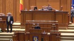 Ședința în plen a Camerei Deputaților României din 11 octombrie 2017
