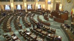 Ședința în plen a Senatului României din 11 octombrie 2017