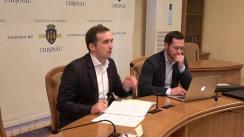 Ședință de lucru privind implementarea proiectelor depuse spre finanțare prin mecanismul bugetării civile în municipiul Chișinău