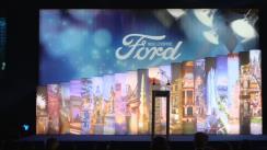 Președintele României, Klaus Iohannis, participă la evenimentul de lansare a noului model Ford Eco Sport