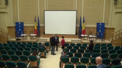 Lansarea oficială a Forumului de consultare publică, comunicare și dezbateri în vederea pregătirii și exercitării Președinției României la Consiliul Uniunii Europene