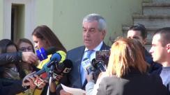 Declarație de presă după sedința comitetului executiv al ALDE