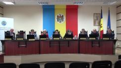 Ședința Comisiei Electorale Centrale din 13 octombrie 2017