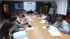 Dezbateri publice asupra situației precare a salarizării cadrului științific și didactic din domeniul învățământului universitar din Republica Moldova