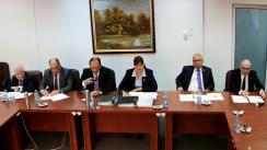Ședința plenară a Consiliului Superior al Magistraturii din România din 13 octombrie 2017
