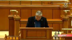 Ședința în plen a Camerei Deputaților României din 17 octombrie 2017