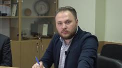 """Dezbaterea TV """"Consolidarea identității civice în Republica Moldova"""", orașul Cahul"""