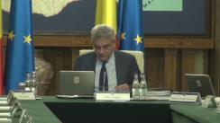 Ședința Guvernului României din 18 octombrie 2017