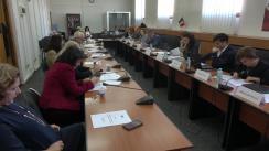 """Dezbaterea organizată de Institutul European din România cu tema """"Rețele de transport inovative pentru creșterea mobilității la nivelul Pieței Interne"""""""
