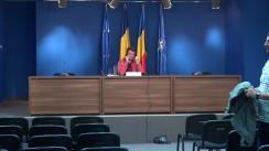 Conferință de presă organizată de Ministerul Turismului referitoare la situația agenției Omnia Turism