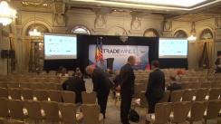 """Deschiderea Business Development Conference, eveniment din cadrul misiunii comerciale """"Trade Winds 2017"""""""